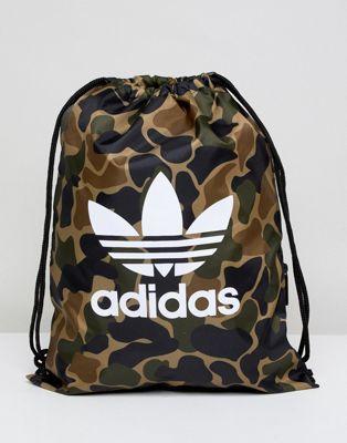 In Adidas Drawstring Originals Cd6099 Camo Bag u3FTJKl1c