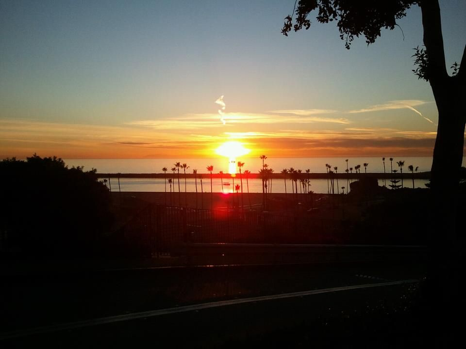 Sunset is Del Mar, Cali | Del Mar, California | Pinterest | Mars ...
