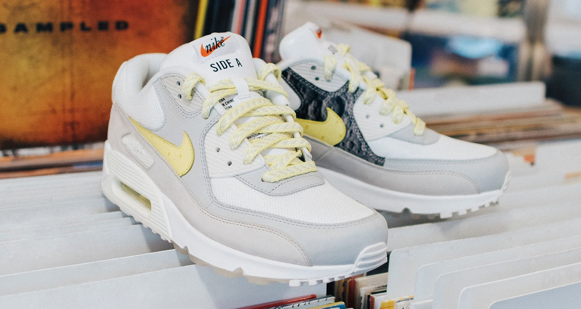 amazing price classic shoes hot products Nike Air Max 90