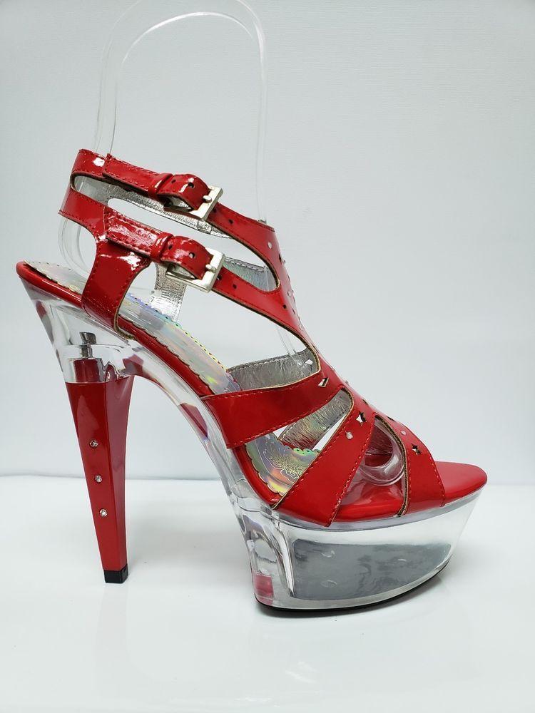 5abb9888db5 Brand New Womens Sexy 5 inch Platforms.  fashion  clothing  shoes   accessories