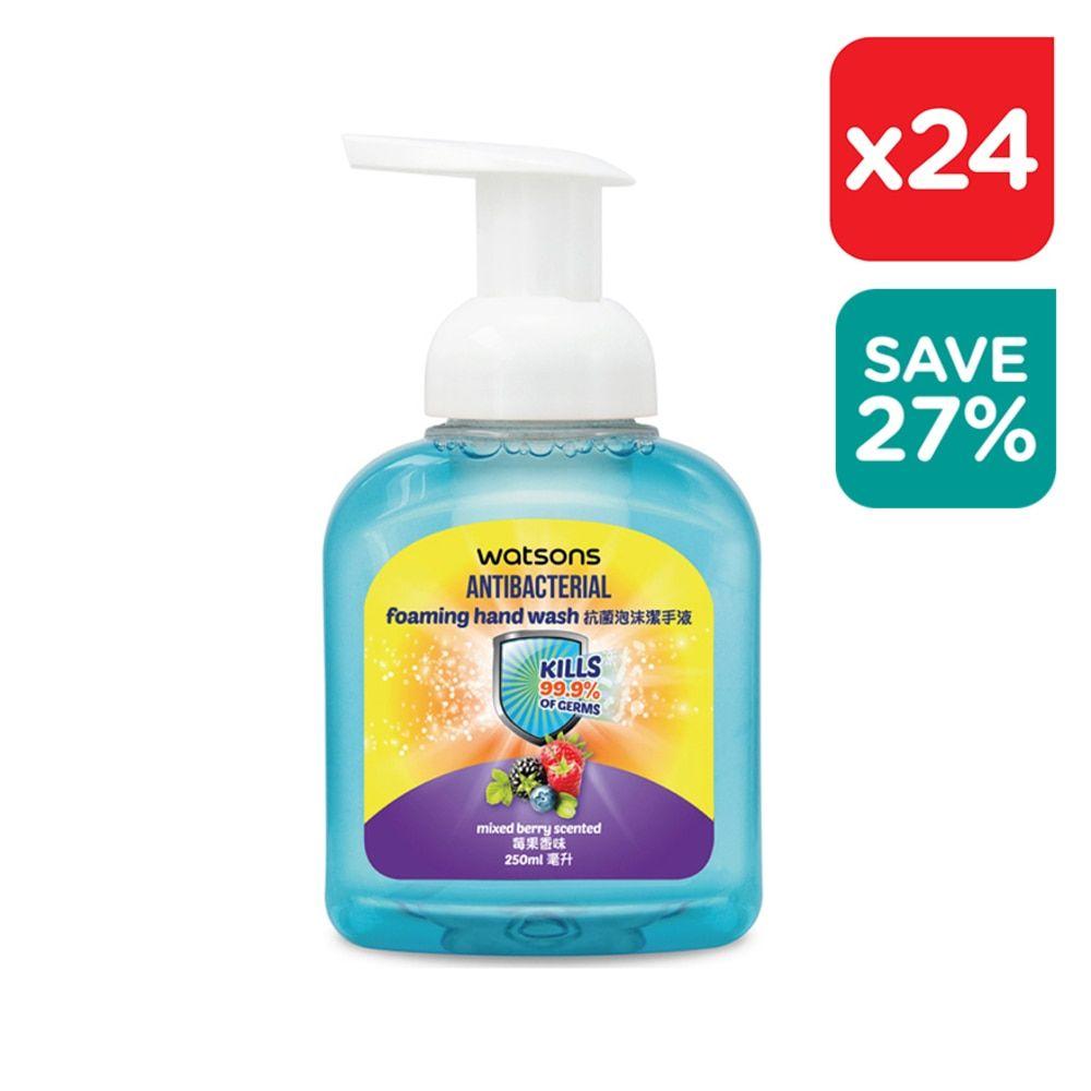 Watsons Goat Milk Lightening Green Tea Scented Shower Cream 1000ml Velvy Goats And Aloe Vera 250ml Antibacterial Foaming Had Wash X 24s Rm14880