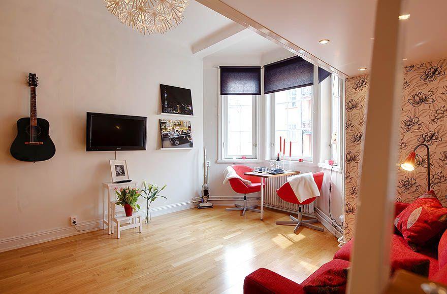 Cool Studio Apartment Designs Amazing Design 4 Design Ideas ...