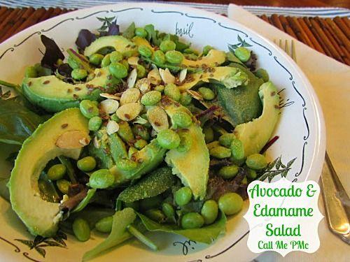 15 Guilt Free Low Carb Recipes Edamame Salad Avocado Recipes