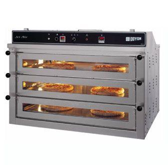 Doyon Jet Air Counter Top Pizza Oven Piz6g Doyon Jet Air Counter