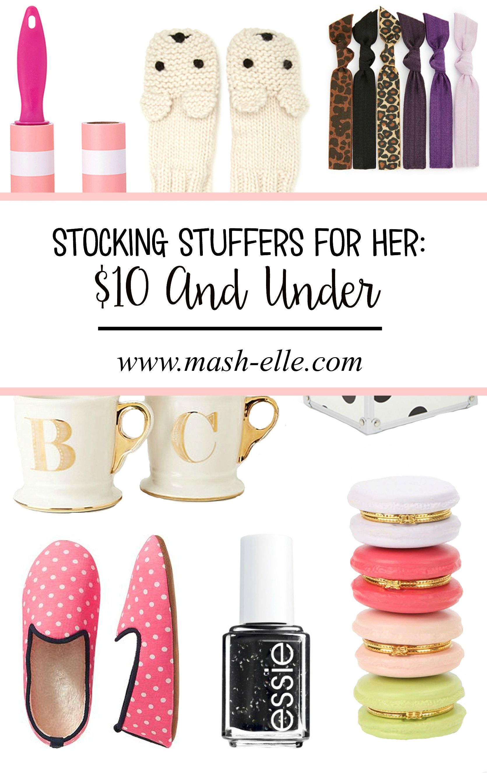 Stocking Stuffers For Her Under 10 Stocking Stuffers For Her