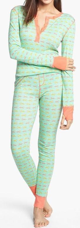 Munki Munki Thermal Pajamas