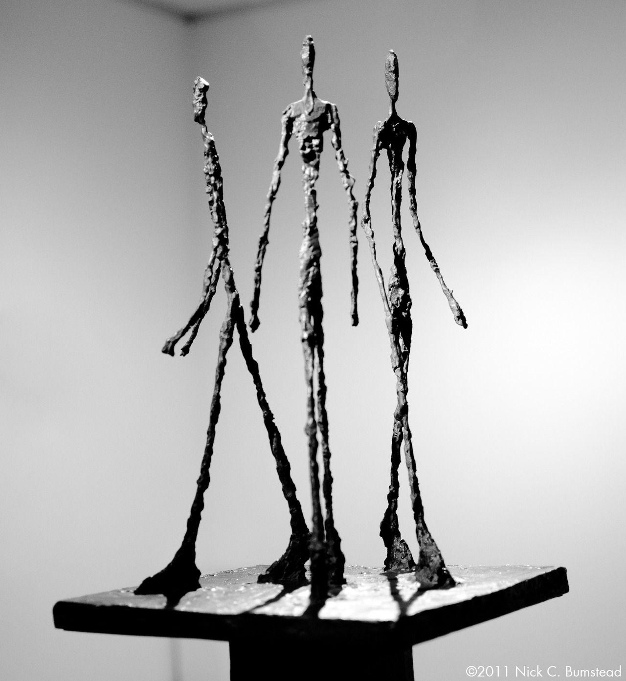 Resultado de imagen de alberto giacometti 1949