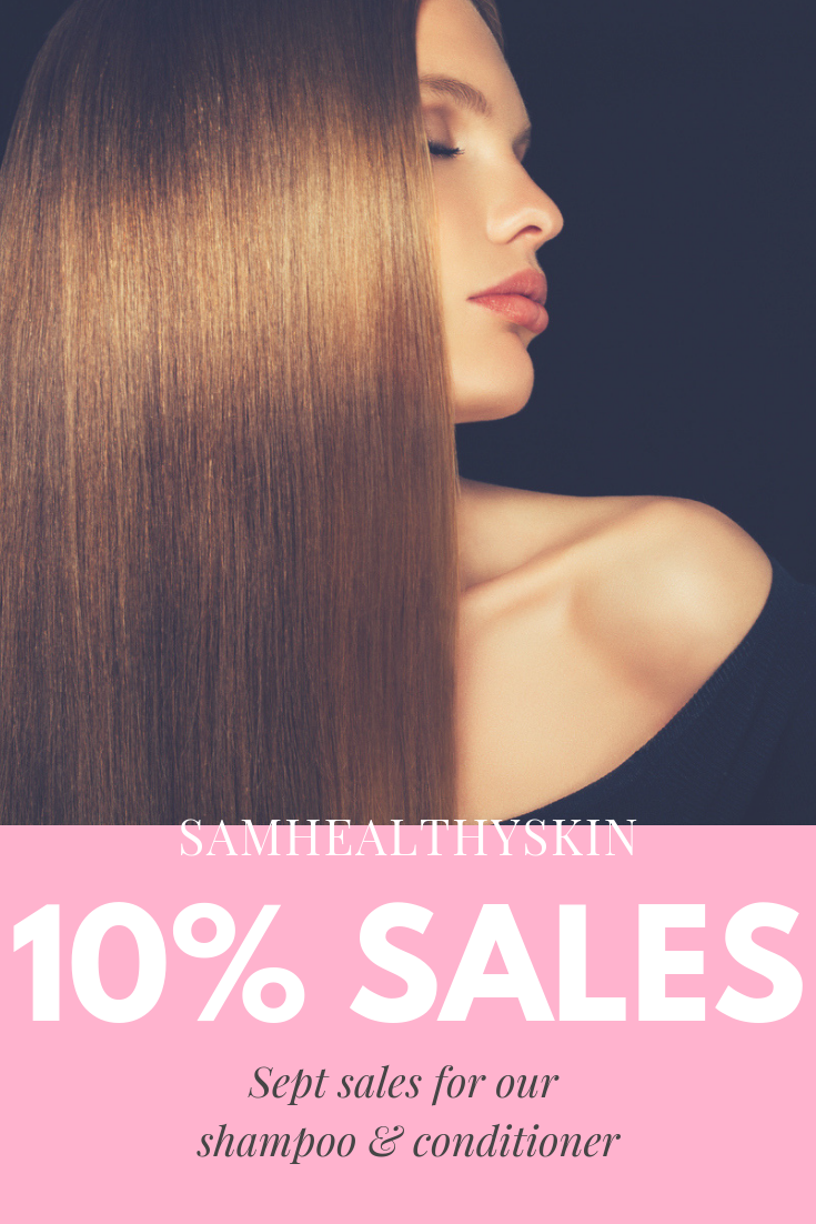 Hair discount products