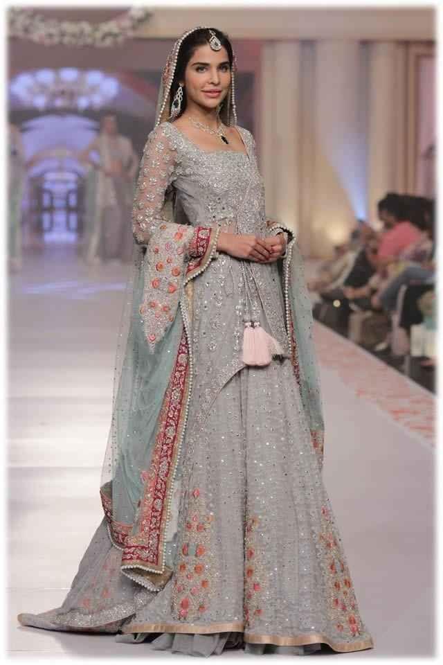 South Asian Bridal Wedding Dress Designs Ideas 2016 | SOUTH ASIAN ...