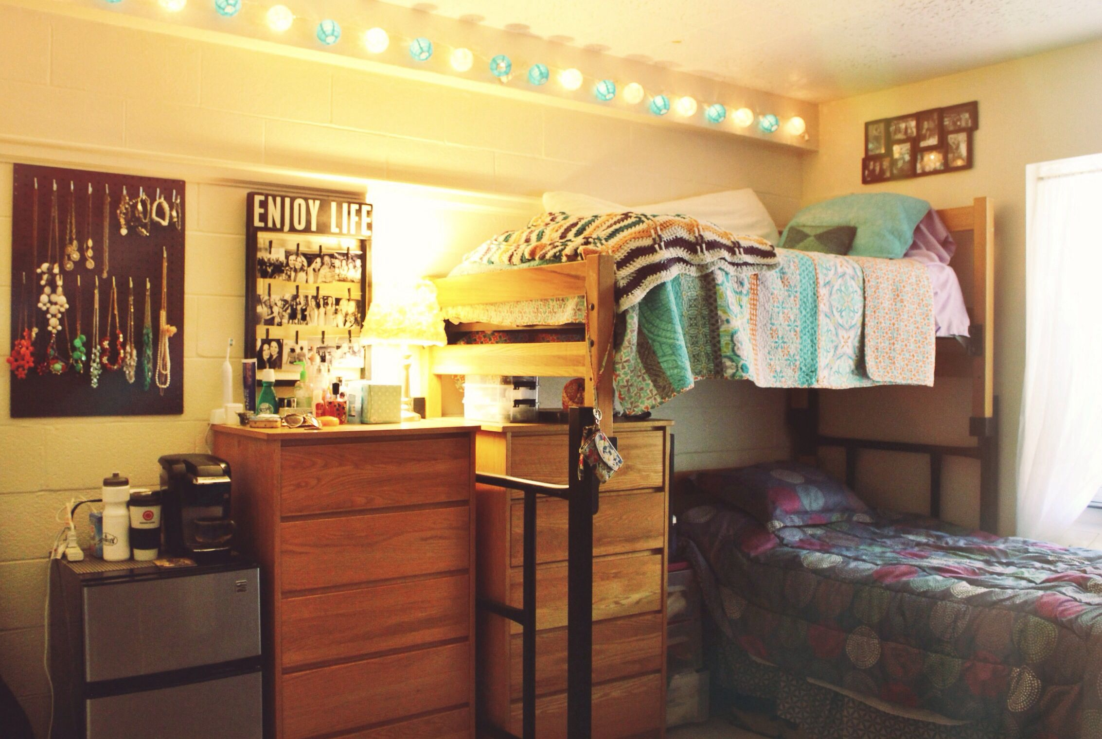 Cute Girls Dorm Room Umd