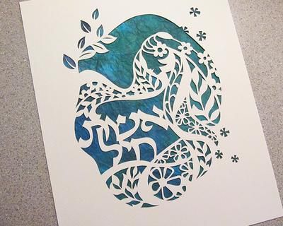 17 Best images about Paper Cutting Art on Pinterest | Cut paper ...