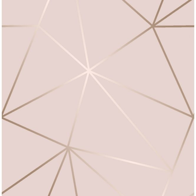 I Love Wallpaper Zara Shimmer Metallic Wallpaper Soft Pink