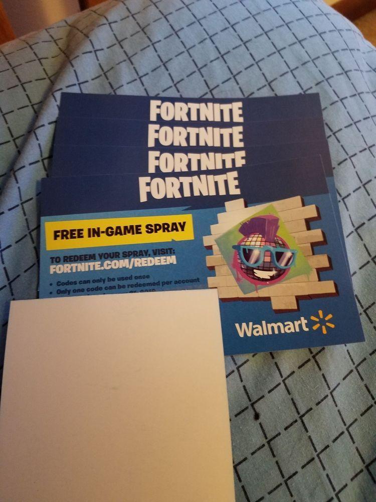 Fortnite Walmart Spray Code #fortnite #fortnitebattleroyale
