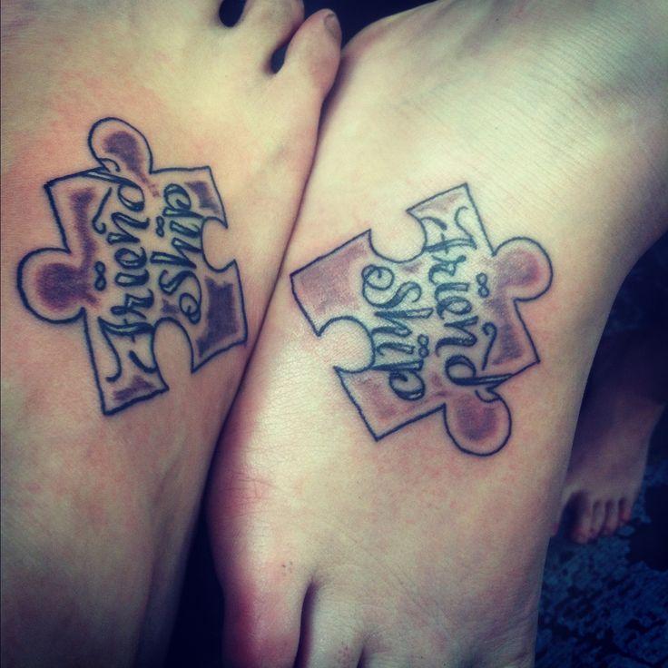 Lyric puzzle pieces lyrics : Puzzle pieces tattoos on Pinterest | Matching tattoos Jigsaw ...