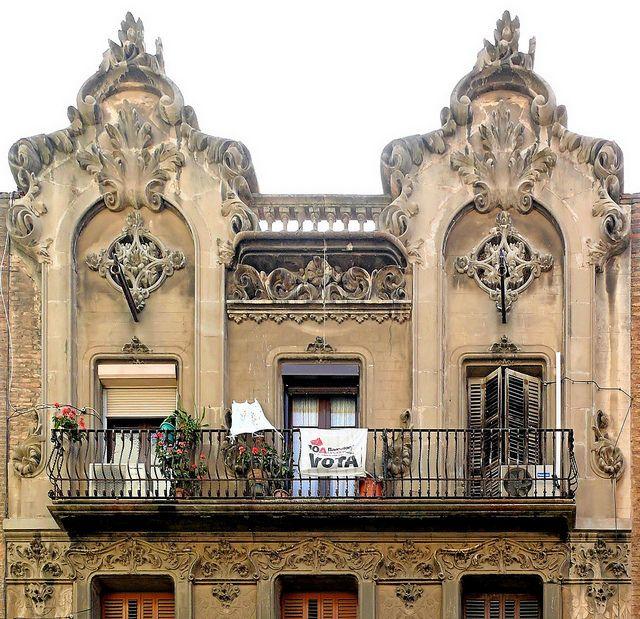 Barcelona, Spain, House Styles