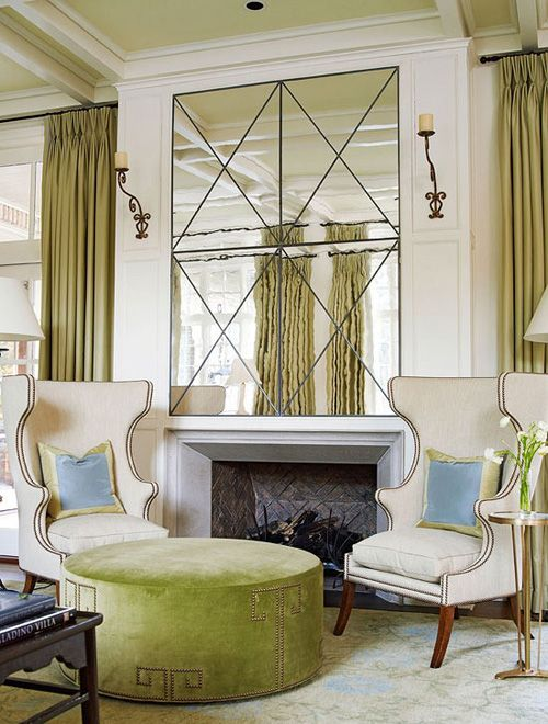 How to make high ceilings look cozy decor high ceiling - Decor for high ceiling rooms ...