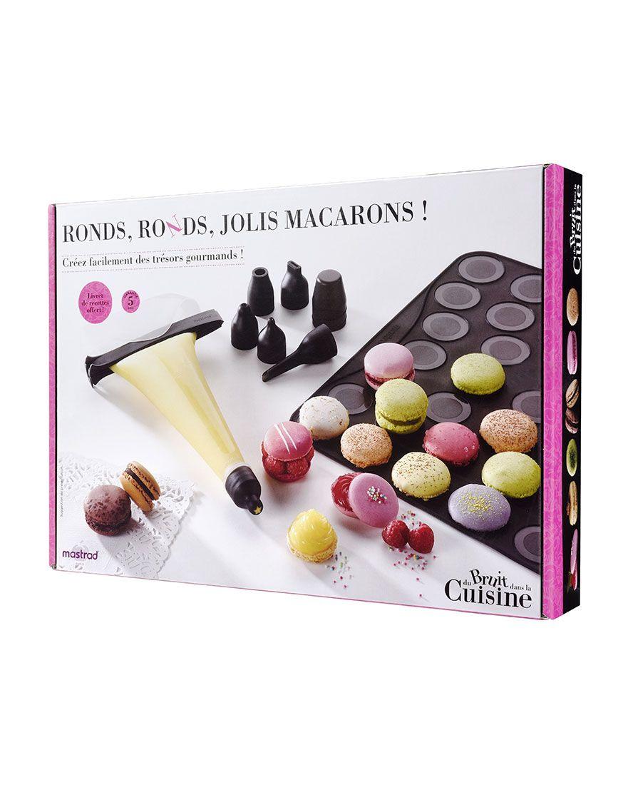 Ronds Ronds Jolies Macarons Du Bruit Dans La Cuisine Envies
