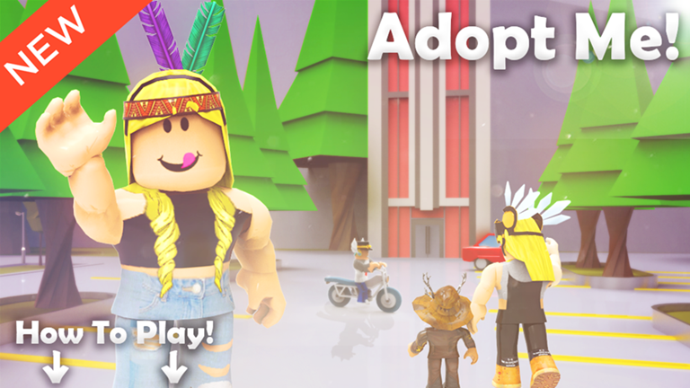 Check out Adopt Me! [Mobile/Tablet]. It's one of the