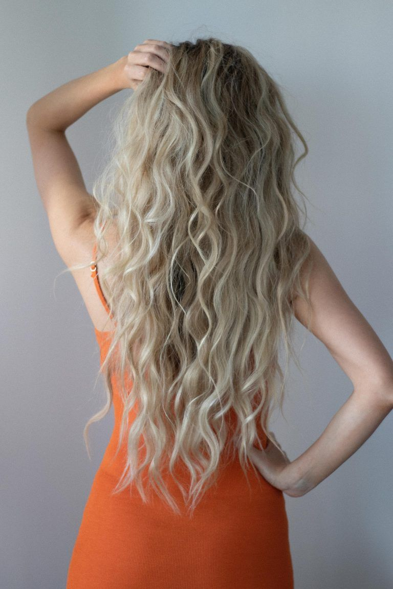 HOW TO: BEACH WAVES WITH A FLAT IRON HAIR TUTORIAL