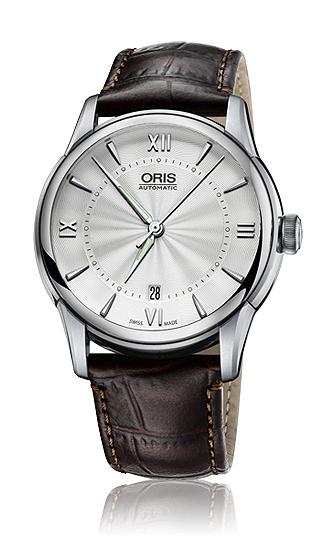 Shop Oris 01 733 7670 4071-07 1 21 73FC Watches | Bailey Banks & Biddle