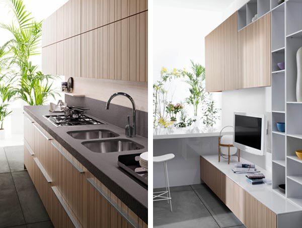 Natural Kitchen Cabinet Design Natural Kitchen Design Natural ...