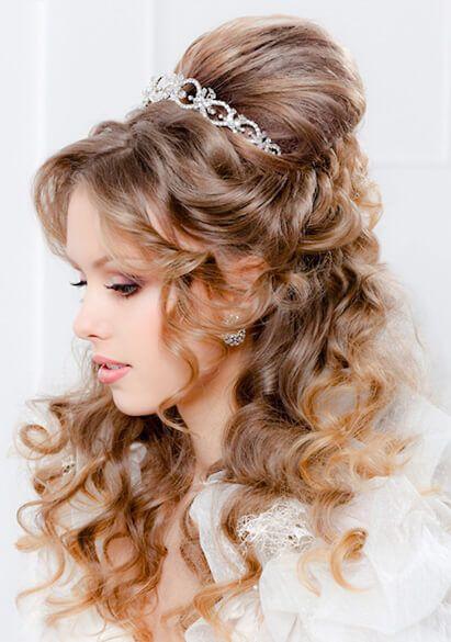 Ideas Originales Las Mas Hermosas Fotos De Peinados Para Novia - Peinados-de-novia-originales