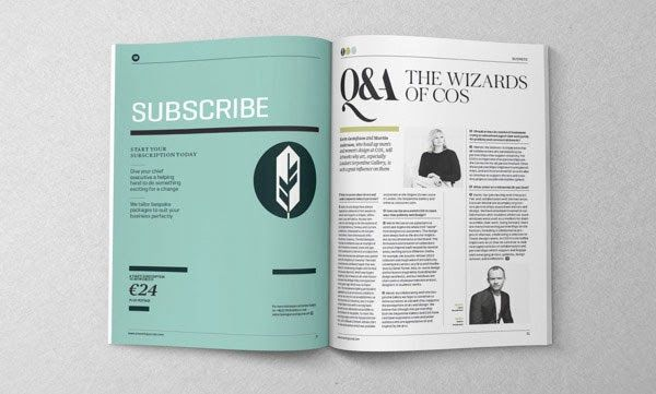 Awesome Examples Of Magazine Layout Design For Your Inspiration Magazine Design Inspiration Editorial Design Magazine Design