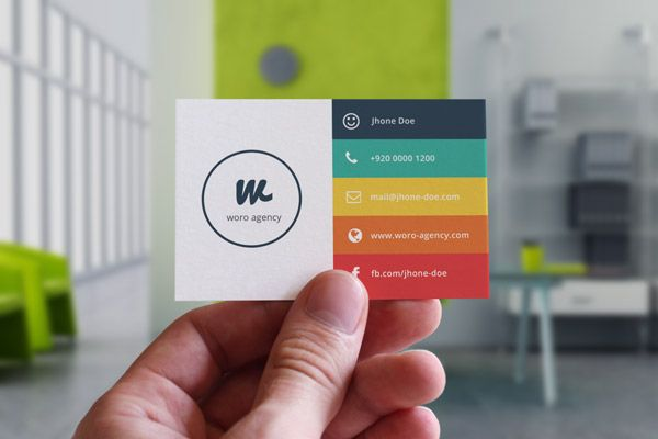 7 Tips On What Information To Put On Your Business Card Envato Tuts Bu Diseno De Tarjetas De Negocio Tarjetas De Visita Creativas Mejores Tarjetas De Visita