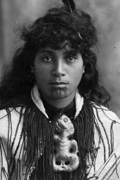 282 Best Maori Faces Images On Pinterest: 26 Badass Vintage Photos Of Tattoos From History