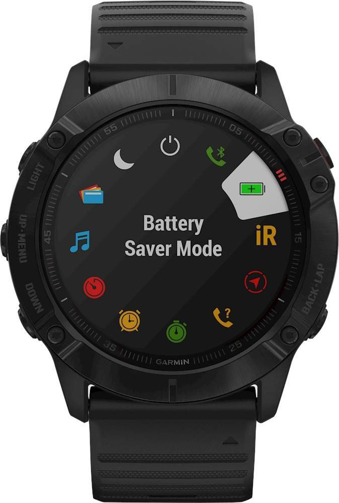 Garmin fÄ nix 6X Pro Smartwatch 51mm FiberReinforced