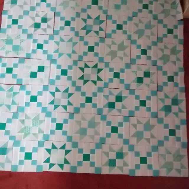 Traditional Patchwork Quilt Pattern And Tutorial Part 12