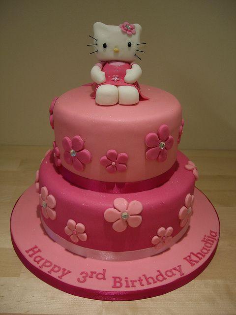 Hello Kitty Hello Kitty Cake Cat Cake Hello Kitty Birthday Cake