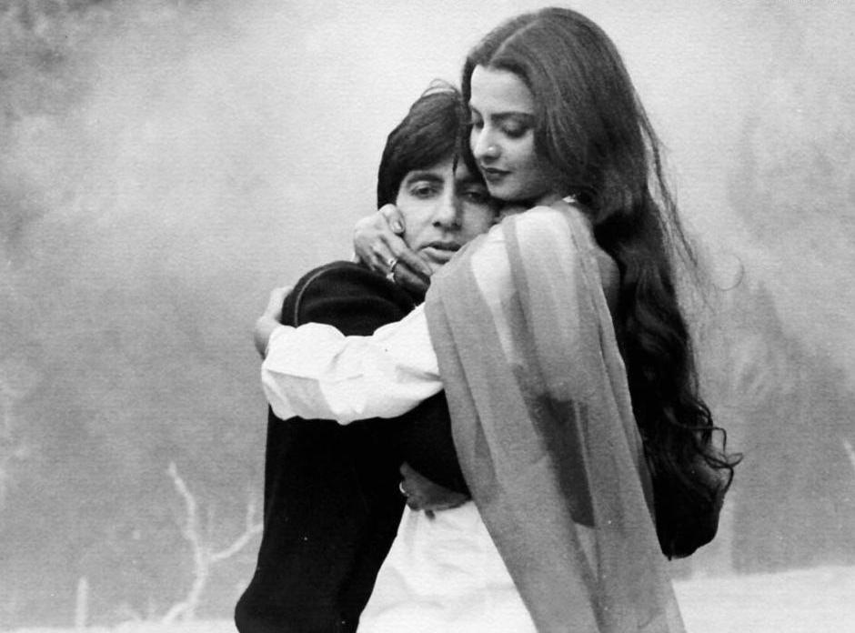 Amitabh Bachchan & Rekha: Silsila...my favorite movie!   Amitabh ...