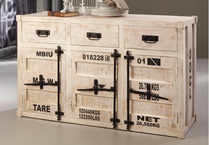 Anrichte Badezimmer ~ Kommode 6902 container von wolf möbel in antik weiss bathroom