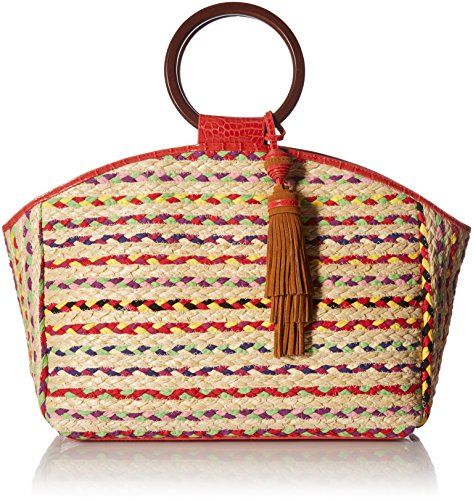 Sam Edelman Gwendolyn Convertible Top Handle Bag, Bright