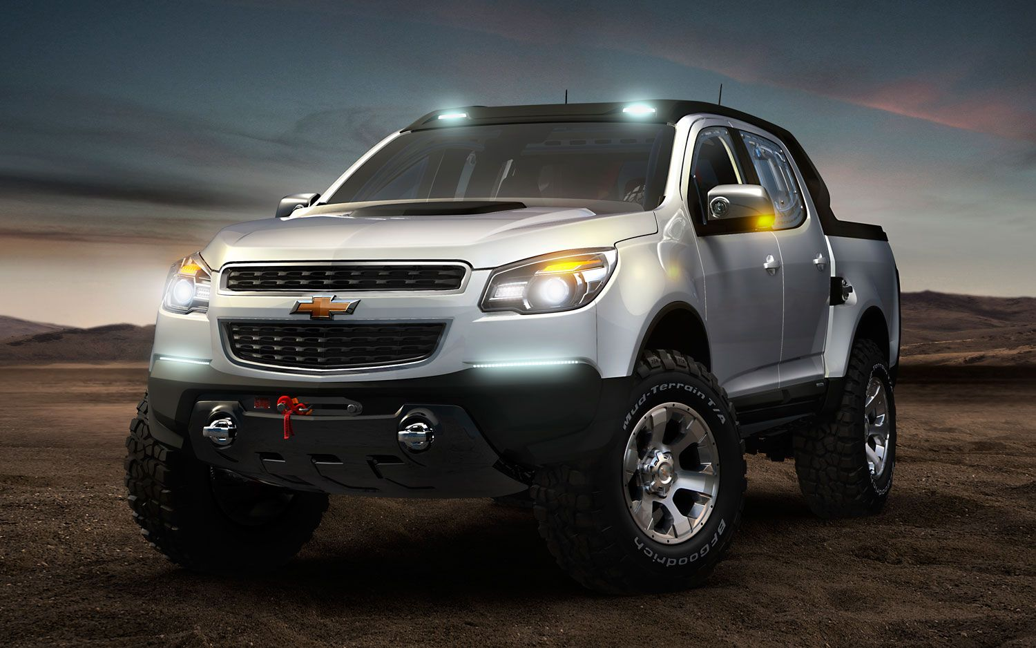 All Chevy chevy concepts : Chevy Colorado Concept Truck   Chevy Concepts   Pinterest   Chevy ...
