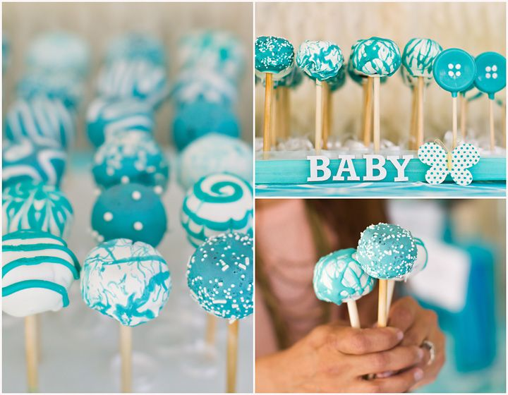 High Quality Tiffany Blue Baby Shower