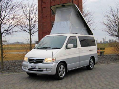 mazda bongo friendee freetop auto camper van motorhome 7 8. Black Bedroom Furniture Sets. Home Design Ideas