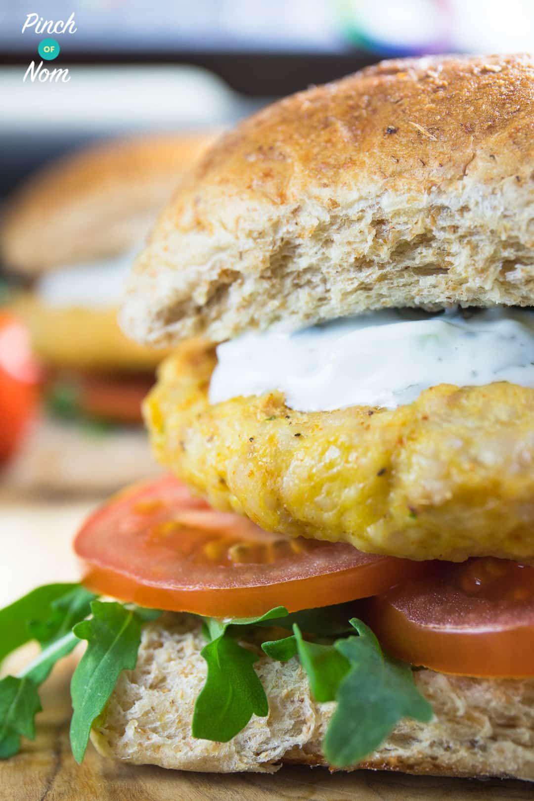 Slimming World Syn Free Tikka Turkey Burgers | Turkey ...