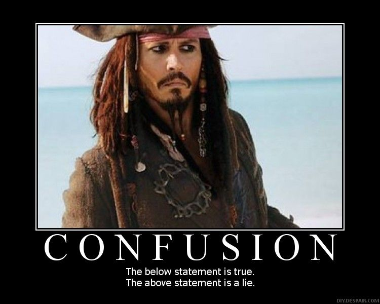 Confused Dafuq Jack Sparrow What Don T T