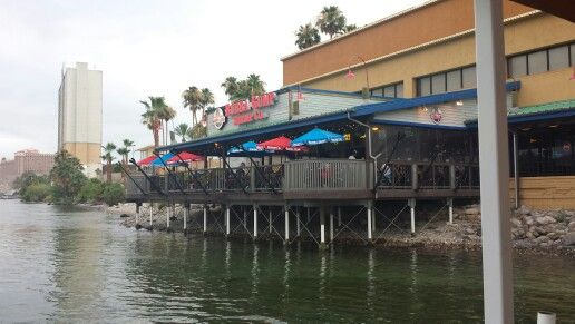 6/9/15 Bubba Gump Shrimp Co., Laughlin NV