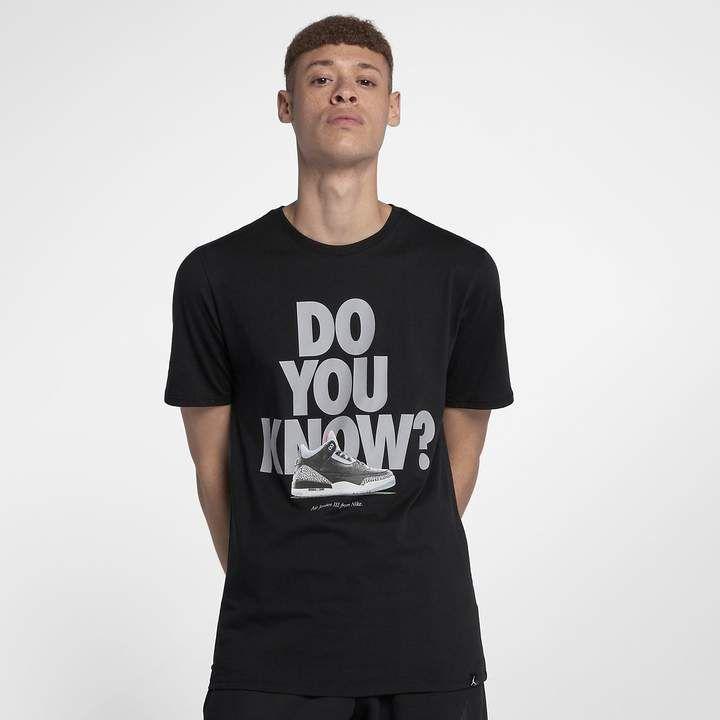 8e6670257fb6d1 Jordan Sportswear AJ 3 Men s T-Shirt