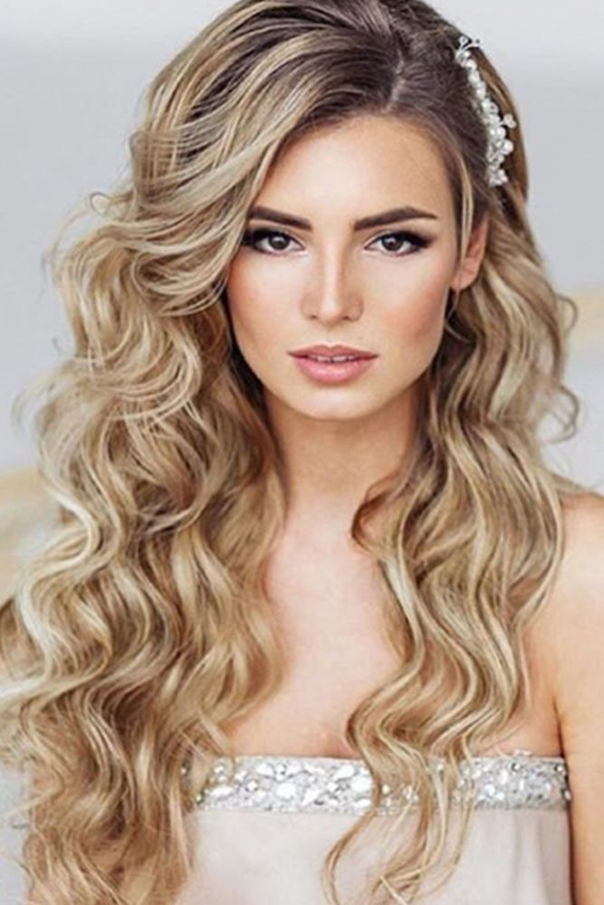 Stunning Long Hairstyle For Wedding And Prom Party 21 ...