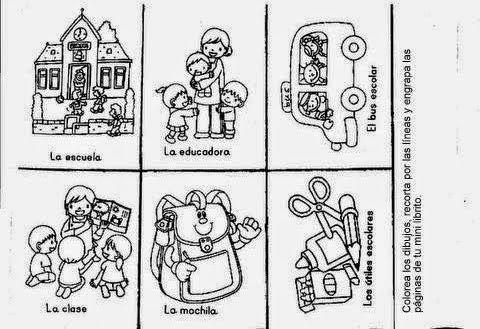 Dibujos Para Colorear Regreso A La Escuela. Stunning Encuentra Este ...
