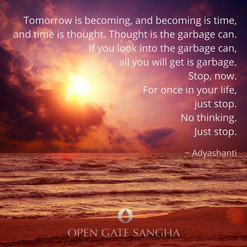 Adyashanti Adyashanti Twitter Surrender Spiritual