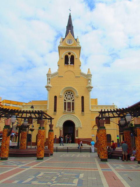 Iglesia Del Sagrado Corazón De Jesús Melilla Spain Travel Melilla Spain