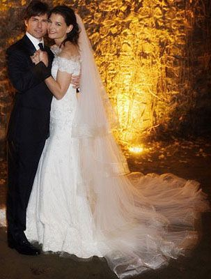 Tom Cruise Wedding To Katie Holmes Nov In A Castle Italy