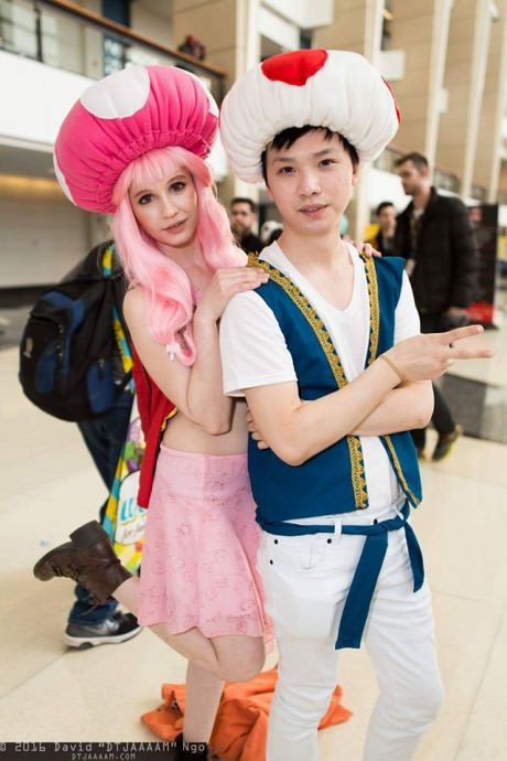 [Self] Toad & Toadette cosplay in 2019 | Couples cosplay ...