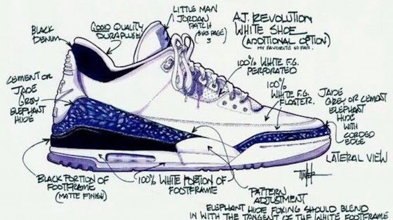 Tinker Hatfield Drops Some Gems With