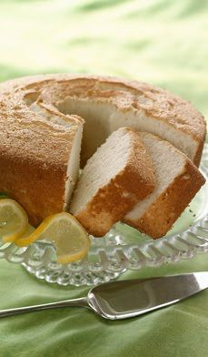 Perfect Angel Food Cake